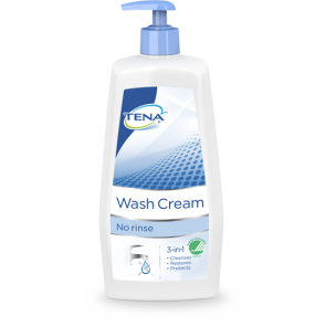 TENA Wash Cream (pompje)